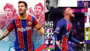 آيا PES 2021 میتواند قاعدهی رقابت با FIFA را متحول کند؟