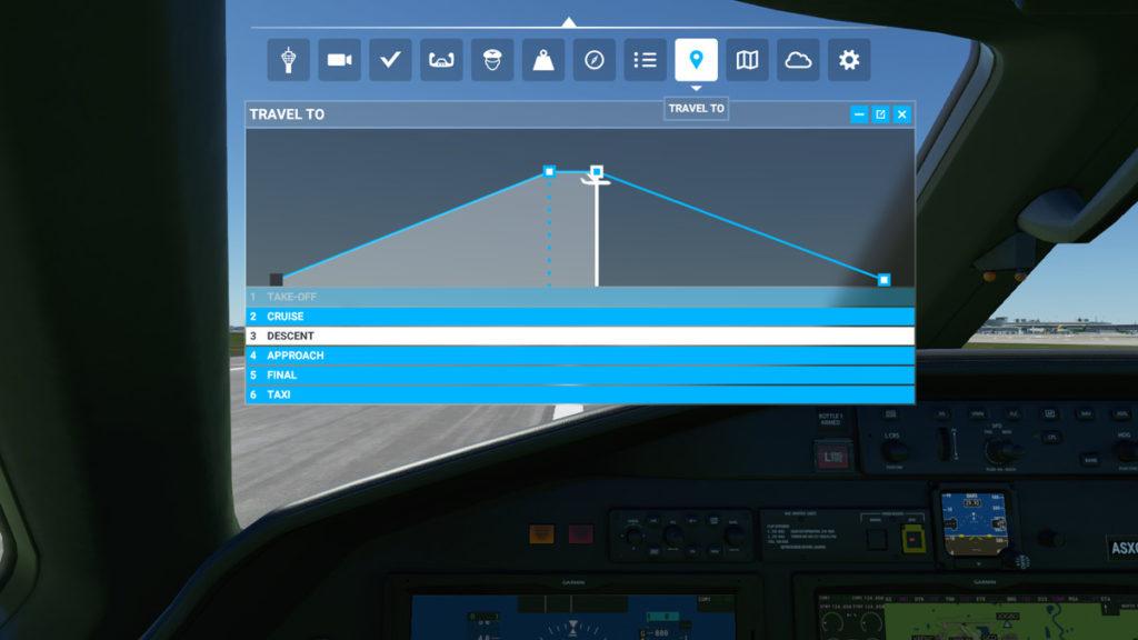 Screenshot 2020 08 19 15.43.38 1 1024x576 ویجیاتو: ۱۰ نکتهای که تجربه Microsoft Flight Simulator را برایتان سادهتر میکند اخبار IT