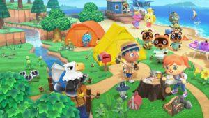 جدول فروش هفتگی انگلستان: Animal Crossing به جایگاه اول برگشت