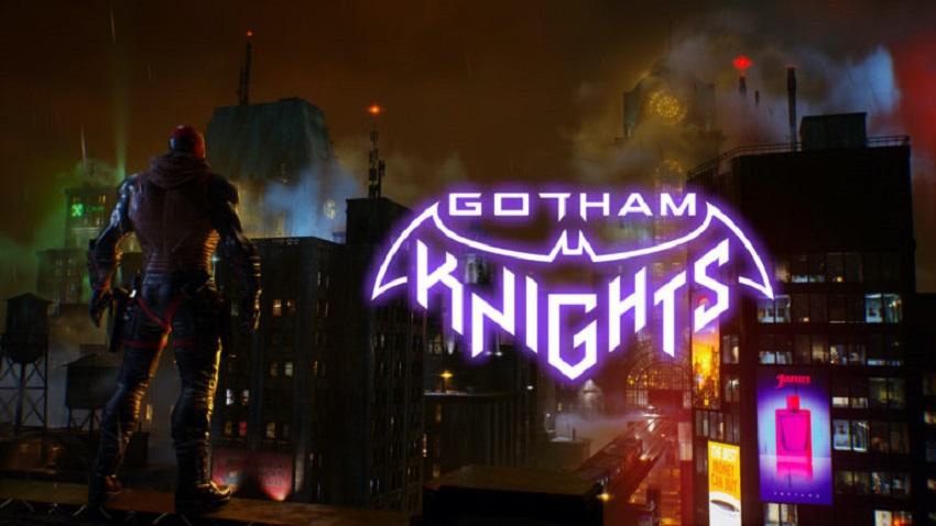 بازی Batman: Gotham Knights