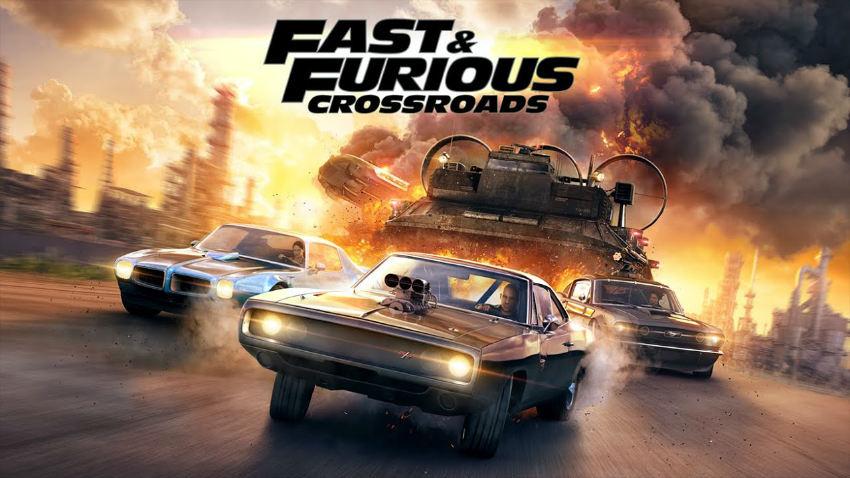 بازی Fast and Furious Crossroads