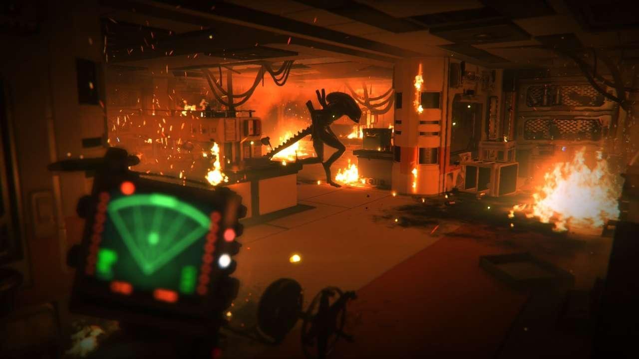 بازی جدید Alien
