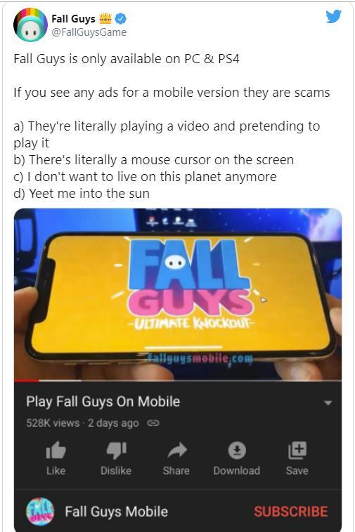 بازی Fall Guys: Ultimate Knockout