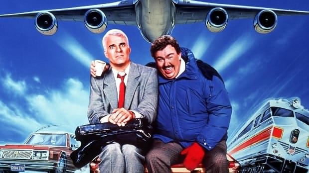 بازسازی فیلم Planes, Trains and Automobiles