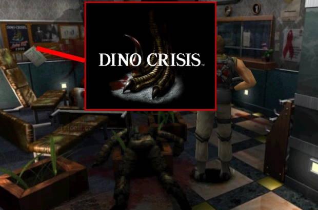 re3dinocrisisplakat ویجیاتو: ۱۰ راز و ایستر اگ برتر سری Resident Evil اخبار IT