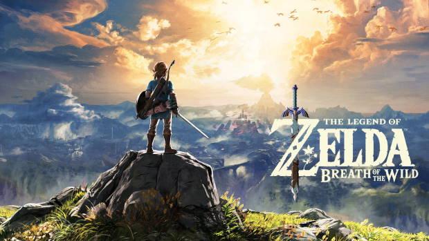 the legend of zelda breath of the wild switch hero ۷ بازی برتر لانچ کنسولهای مختلف از نگاه وبسایت متاکریتیک