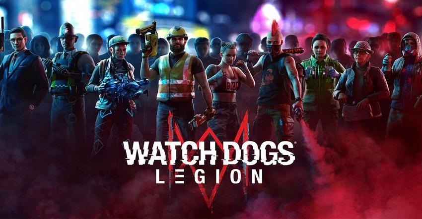 بخش آنلاین Watch Dogs Legion