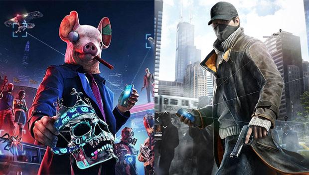 نسخه اول و سوم سری بازی واچداگز؛ این همه تفاوت؟!