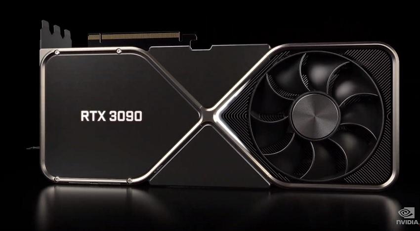 کارت گرافیکهای NVIDIA RTX 30