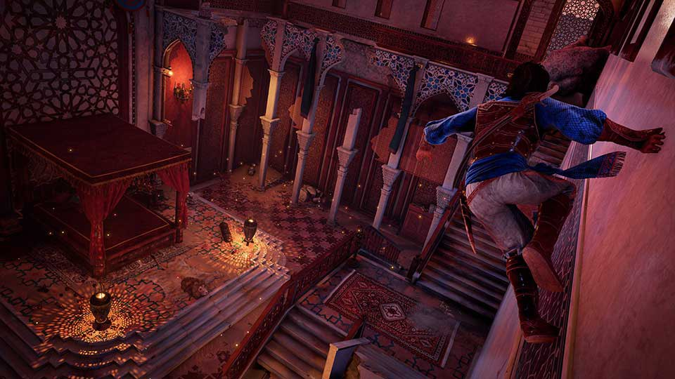 ریمیک Prince of Persia: The Sands of Time