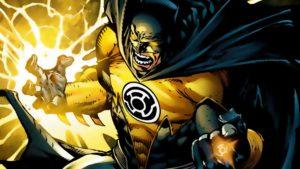 تمام قهرمانانی که به فانوس زرد تبدیل شدند