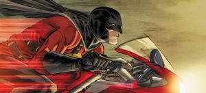 رابین در بازی Gotham Knights چه کسی است؟