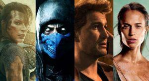 بهترین فیلمهای اقتباسی از بازیها که سال آینده اکران میشوند