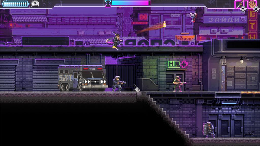 Katana Zero -بازیهای مستقل