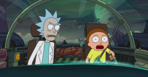 انیمیشن Rick and Morty برای دومین بار برنده جایزه امی شد