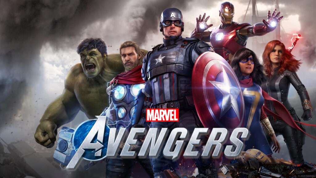 بازی-Marvel's-Avengers