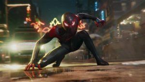 حجم Spider-Man: Miles Morales روی پلی استیشن 5 کمتر از نسخه نسل قبلی است