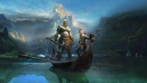 ۷ راز مخفی و ایستر اگ بازی God of War