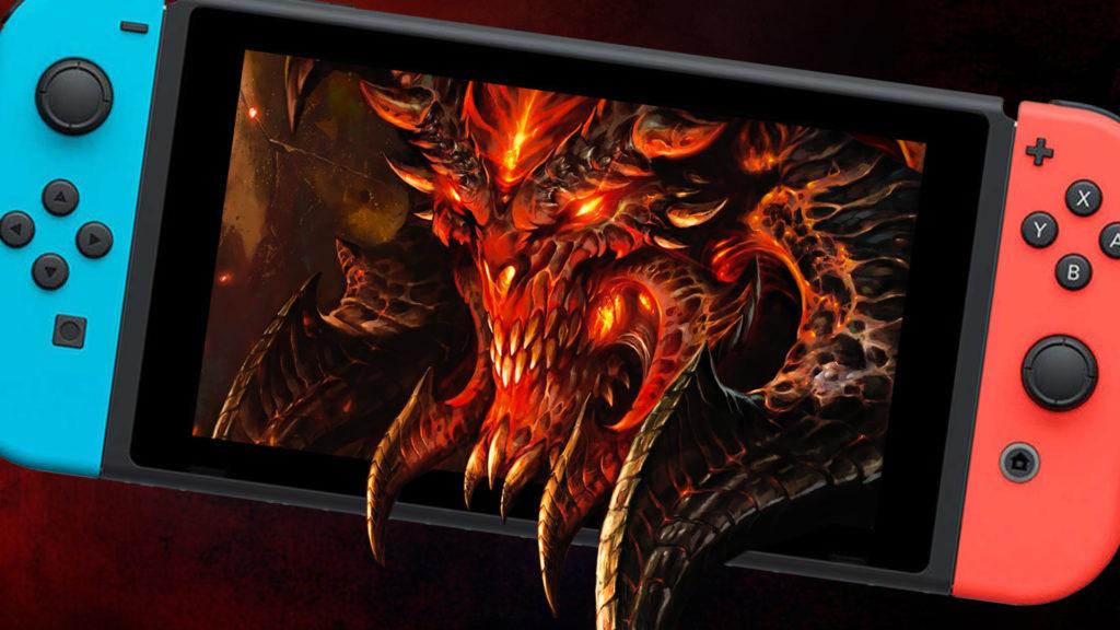 Diablo III نینتندو سوییچ