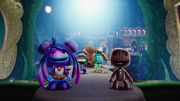 بازی Sackboy: A Big Adventure