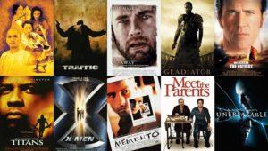 بهترین فیلمهای سال ۲۰۰۰ که باید تماشا کنید