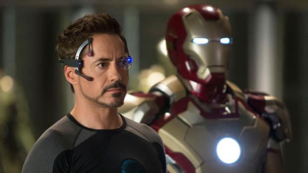 فیلم Iron Man 3