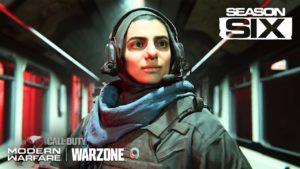حجم آپدیت فصل ششم Call of Duty Modern Warfare مشخص شد