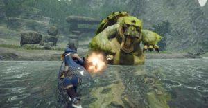 بازی Monster Hunter Rise با موتور بازیسازی RE ساخته میشود