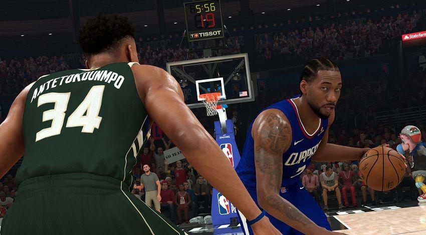 بازی NBA 2K21