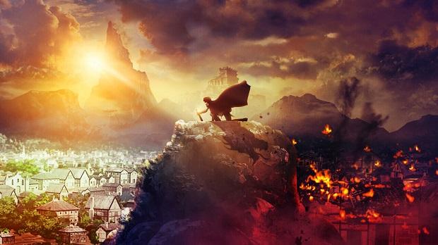 سریال انیمیشنی Dragon's Dogma