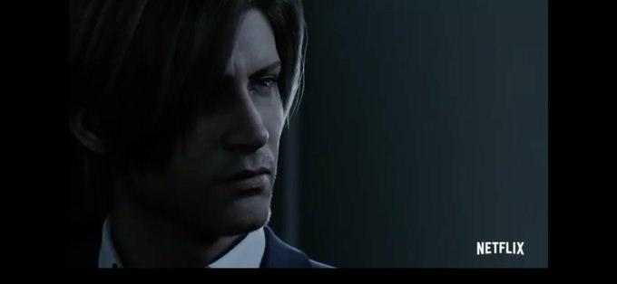 انیمیشن Resident Evil: Infinite Darkness
