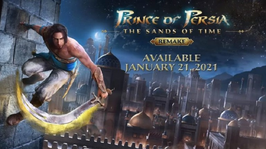 بازی Prince of Persia: The Sands of Time