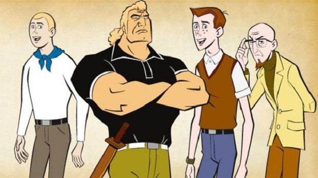 سریال The Venture Bros