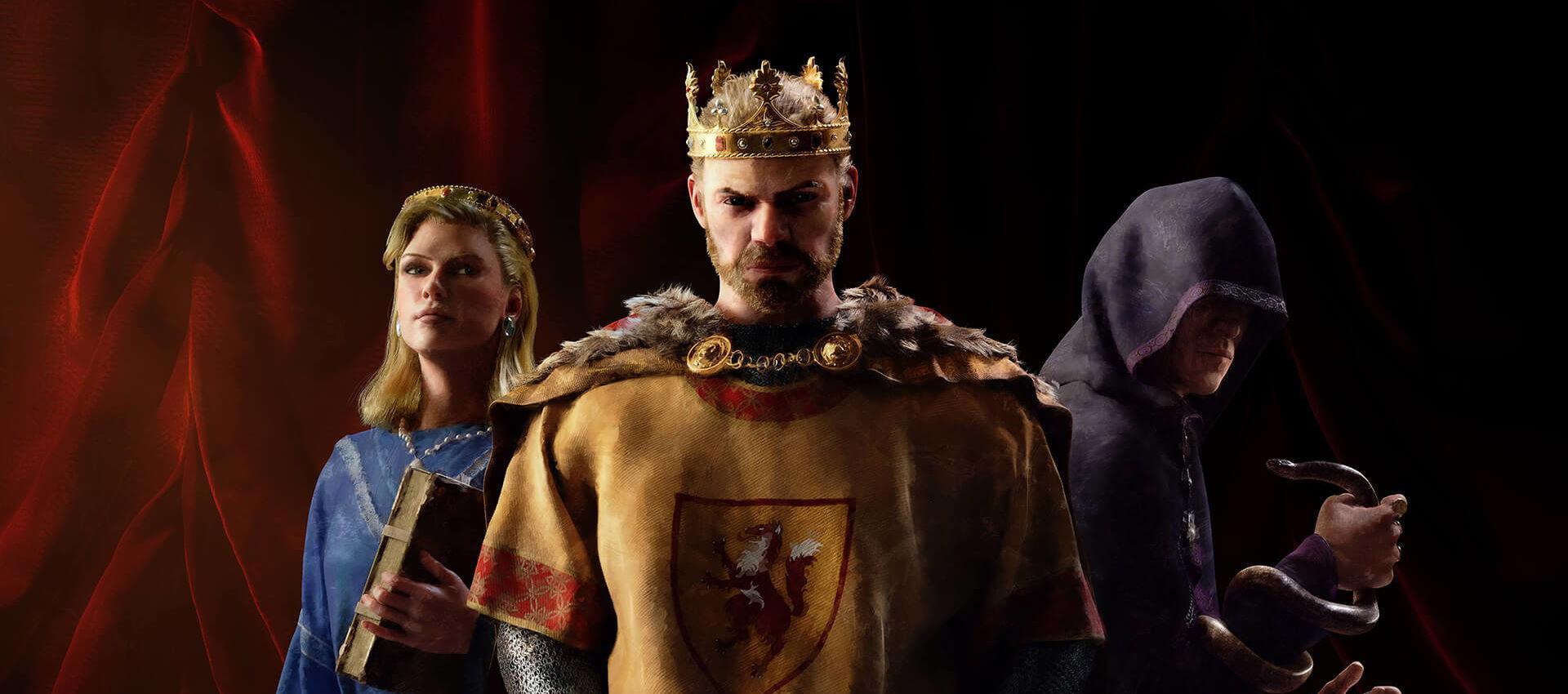 بازی Crusader King 3 برای کنسولهای نسل نهم عرضه میشود