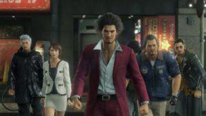 بازی جدید Yakuza روز یکشنبه معرفی خواهد شد