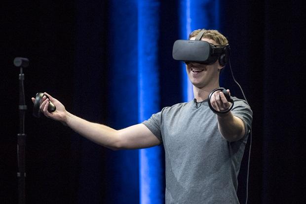 واقعیت مجازی Oculus