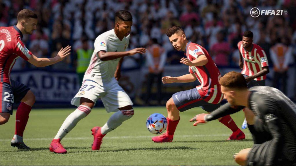 بهترین مدافع های FIFA 21