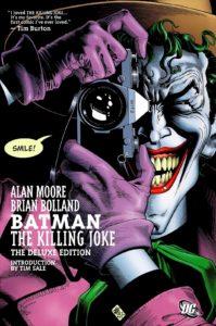 کاور کمیک The Killing Joke (برای دیدن سایز کامل روی تصویر کلیک کنید)