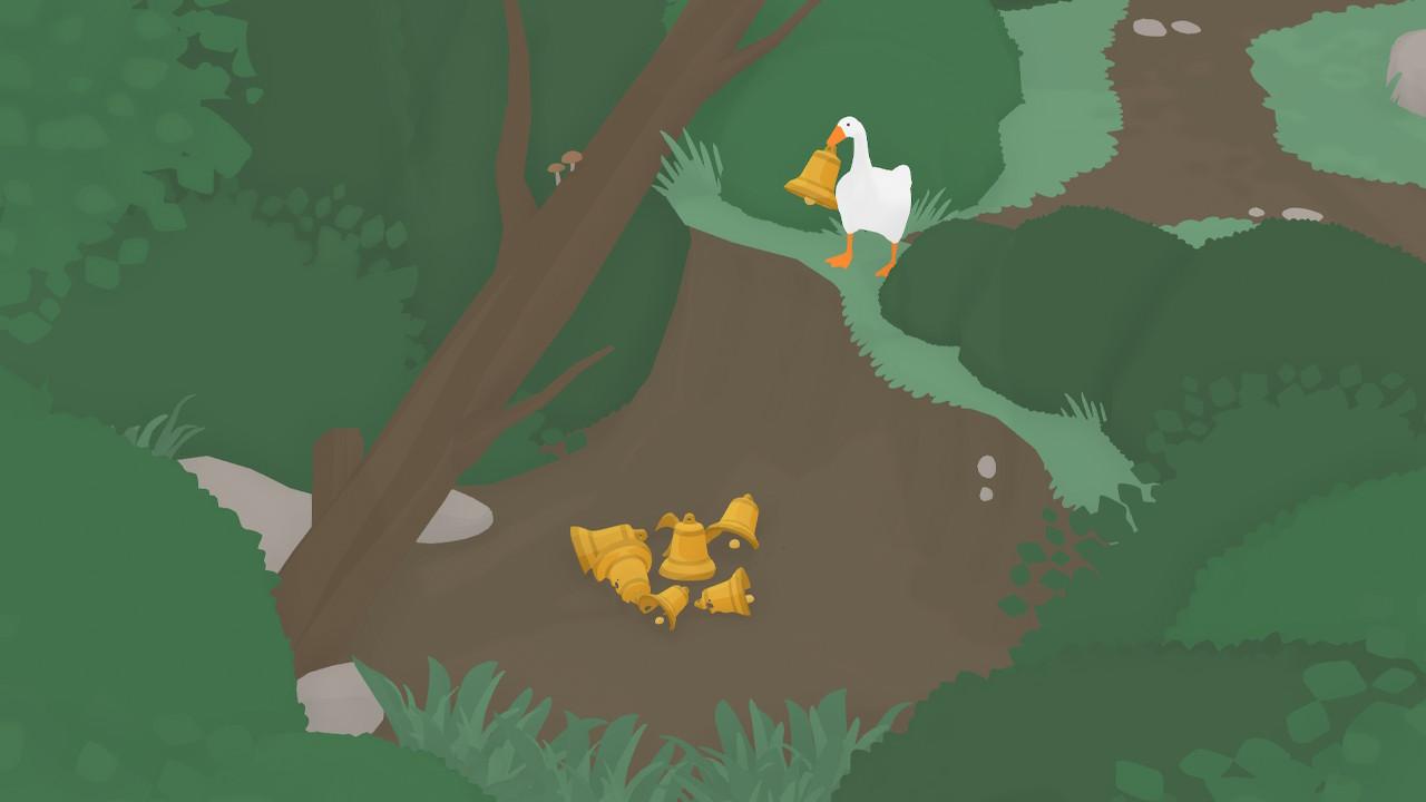 بازی Untitled Goose Game
