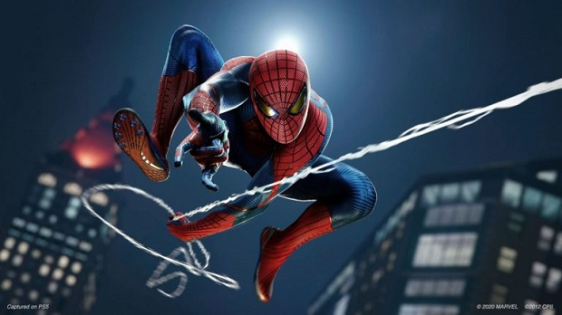 ریمستر Marvel's Spider-Man