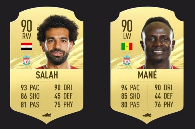 بهترین وینگرهای FIFA 21
