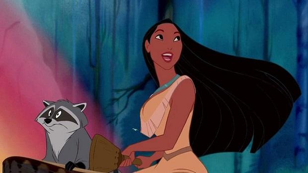 Pocahontas 1995 2 ویجیاتو: مولان و ۹ فیلم سینمایی دیگر که از نظر تاریخی نادرست هستند اخبار IT