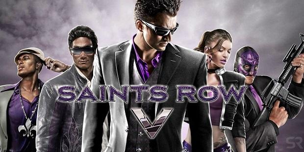 بازی Saints Row 5