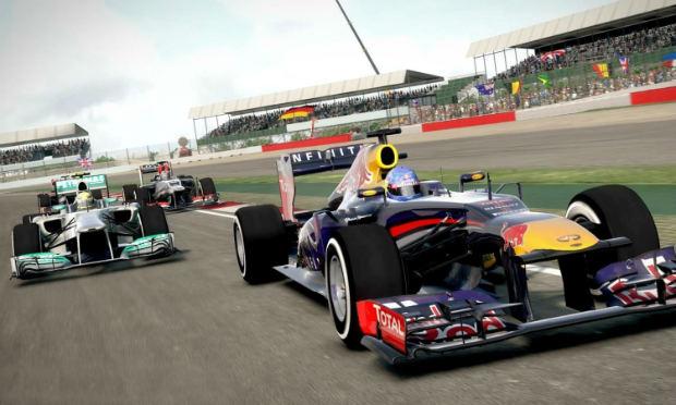 بازی F1 2013