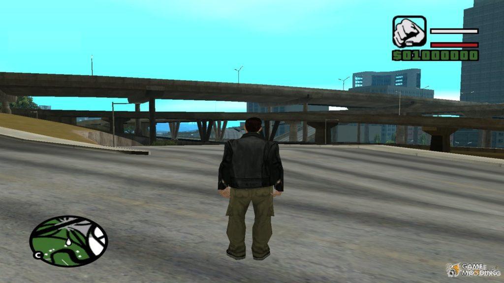 کد تقلب hesoyam در GTA San Andreas  - تقلب در بازیهای ویدئویی
