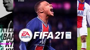 fifa 21 kylian mbappe 5y8kt6rcv8tf1kifrjd2ku44c 300x169 بررسی بازی FIFA 21   پر اشتباه اما دوست داشتنی