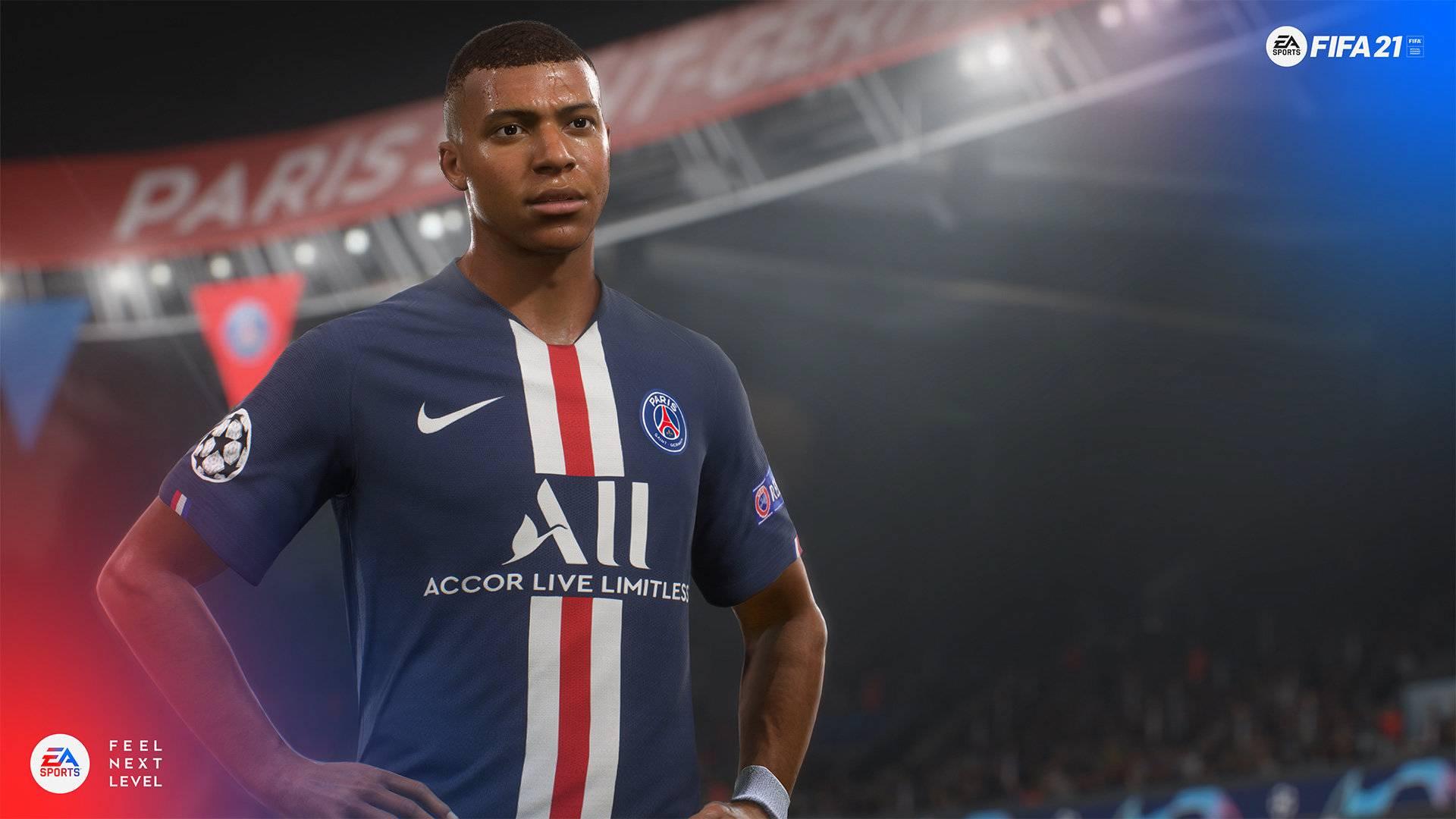 مهاجمان FIFA 21