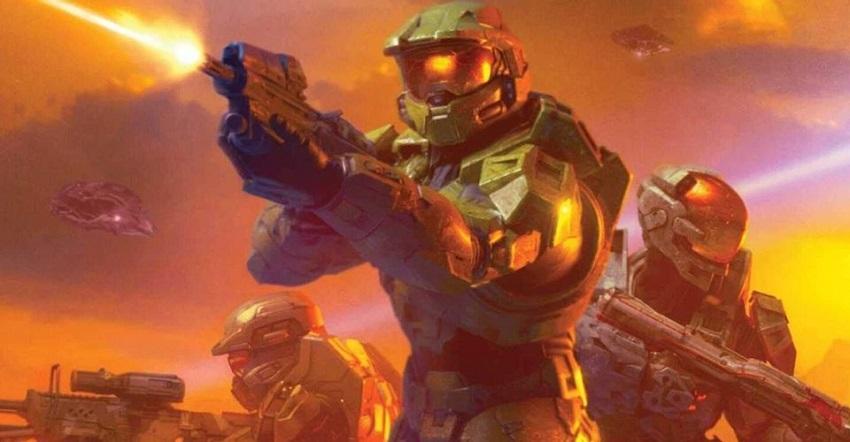 کتاب Halo: Shadows of Reach به بازی Halo Infinite مرتبط هست