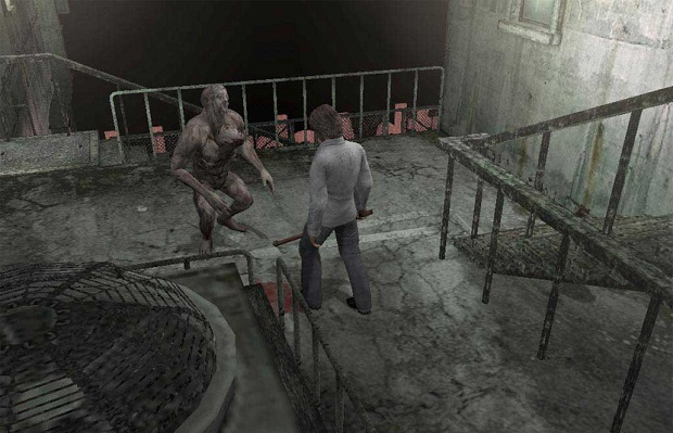 بازی Silent Hill 4: The Room
