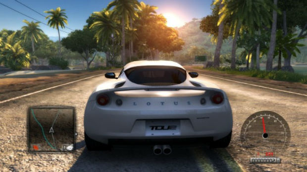 بازی  Test Drive Unlimited 2